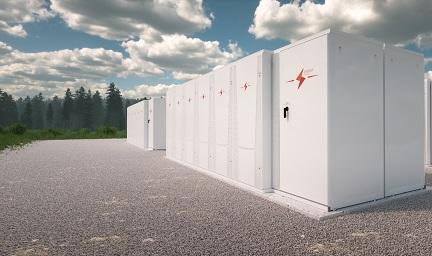 Storage battery unit