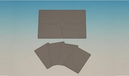 Ceramic plane substrate