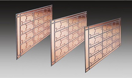Ceramic copper circuit board
