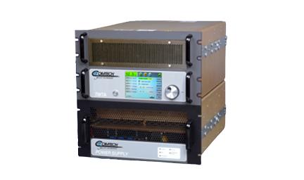 Microwave high power amplifier